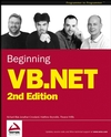 Beginning VB.NET, 2nd Edition (0764543849) cover image