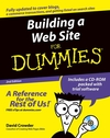 Building a Web Site For Dummies, 2nd Edition (0764577549) cover image