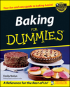 Baking For Dummies (1118069749) cover image