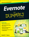 Evernote For Dummies, 2nd Edition