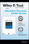 Architecture: Form, Space, and Order, Fourth Edition Wiley E-Text Card and Interactive Resource Center Access Card (1118986849) cover image