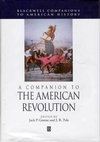 A Companion to the American Revolution (1405116749) cover image