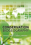 Conservation Biogeography (1444335049) cover image