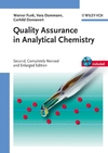 thumbnail image: Quality Assurance in Analytical Chemistry: Applications in Environmental, Food and Materials Analysis, Biotechnology, and Medical Engineering, 2nd Edition