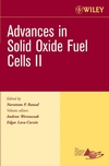 Advances in Solid Oxide Fuel Cells II: Ceramic Engineering and Science Proceedings, Cocoa Beach, Volume 27, Issue 4 (047008054X) cover image