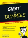 GMAT For Dummies, 5th Edition (047009964X) cover image