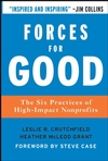 Forces for Good: The Six Practices of High-Impact Nonprofits (047089394X) cover image