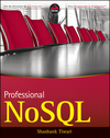 Professional NoSQL (047094224X) cover image