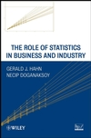 The Role of Statistics in Business and Industry (047121874X) cover image