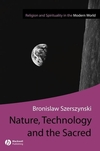 Nature, Technology and the Sacred (063123604X) cover image