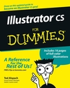 Illustrator cs For Dummies (076454084X) cover image
