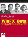 Professional WinFX Beta: Covers