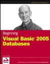 Beginning Visual Basic 2005 Databases (076458894X) cover image