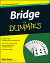 Bridge For Dummies, 3rd Edition (111820574X) cover image