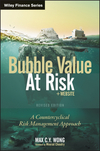 Bubble Value at Risk: A Countercyclical Risk Management Approach, Revised Edition (111855034X) cover image