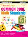 Teaching the Common Core Math Standards with Hands-On Activities, Grades K-2 (111871024X) cover image