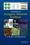 Essentials of Inorganic Materials Synthesis (111883254X) cover image