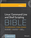 Linux Command Line and Shell Scripting Bible, 3rd Edition (111898384X) cover image
