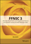 thumbnail image: Mass Spectra of Flavors and Fragrances of Natural and Synthetic Compounds, 3rd Edition