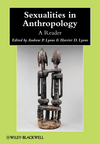 Sexualities in Anthropology: A Reader (140519054X) cover image