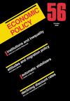 Economic Policy 56 (144430724X) cover image