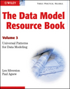 The Data Model Resource Book  : Len Silverston