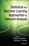thumbnail image: Statistical and Machine Learning Approaches for Network...