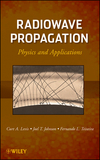 Radiowave Propagation: Physics and Applications (0470542950) cover image