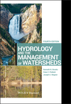 Hydrology and the Management of Watersheds, 4th Edition (0470963050) cover image
