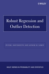 Robust Regression and Outlier Detection (0471488550) cover image