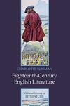 Eighteenth Century English Literature  (0745625150) cover image