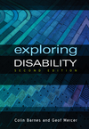 Exploring Disability, 2nd Edition (0745634850) cover image