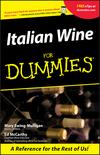 Italian Wine For Dummies (0764553550) cover image