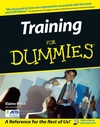 Training For Dummies (0764559850) cover image