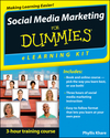 Social Media Marketing eLearning Kit For Dummies (1118119150) cover image