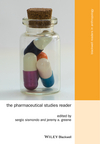 The Pharmaceutical Studies Reader (1118490150) cover image