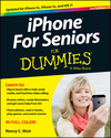 iPhone For Seniors For Dummies, 3rd Edition (1118692950) cover image
