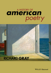 A History of American Poetry (1118795350) cover image