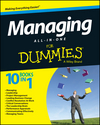 Managing All-in-One For Dummies (1118808150) cover image