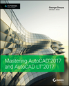 Mastering AutoCAD 2017 and AutoCAD LT 2017 (1119240050) cover image