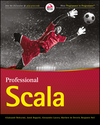 Professional Scala (1119267250) cover image