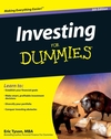 Investing For Dummies, 5th Edition (0470289651) cover image