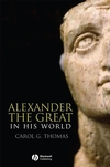 Alexander the Great in his World (0631232451) cover image