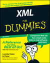 XML For Dummies, 4th Edition (0764588451) cover image