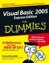 Visual Basic® 2005 Express Edition For Dummies® (0764597051) cover image