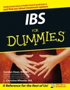 IBS For Dummies (1118070151) cover image