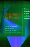 Assessment in Practice: Putting Principles to Work on College Campuses (1118072251) cover image