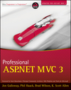 Professional ASP.NET MVC 3 (1118155351) cover image