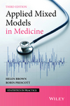 thumbnail image: Applied Mixed Models in Medicine, 3rd Edition
