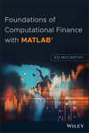 Foundations of Computational Finance with MATLAB (1119433851) cover image